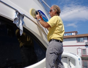 Boat Polishing Services