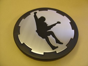 Stiff Upper Lip AC/DC Album cover Emblem