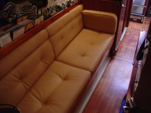 RV Couch